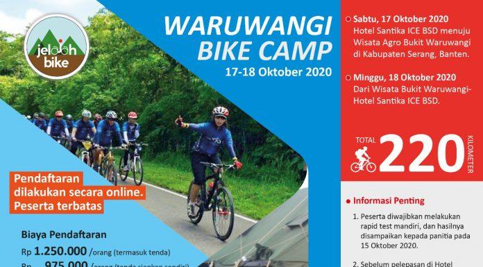 Waruwangi Bike Camp 2020